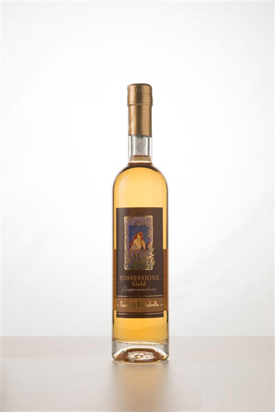 Grappa Possessione Gold
