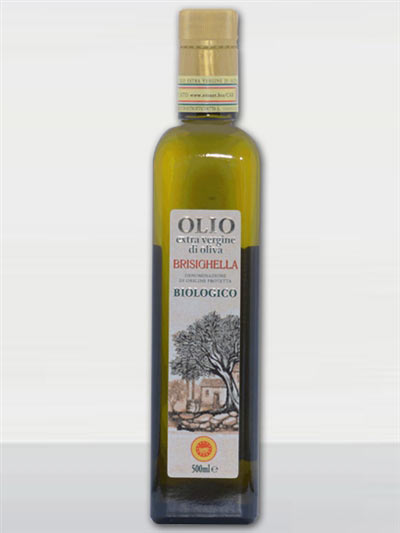 Olio Brisighella Dop Biologico ml 500