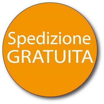 SPESE DI SPEDIZIONE GRATUITE!!!!!!!!